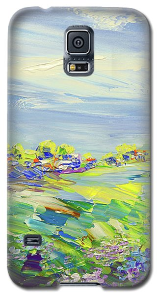 Land Of Milk And Honey Galaxy S5 Case