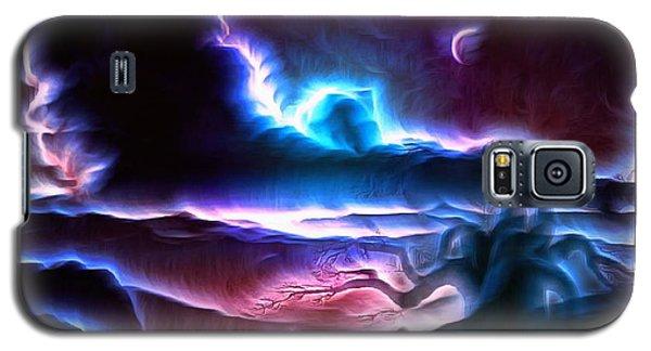 Land Of Nightmares Galaxy S5 Case by Mario Carini