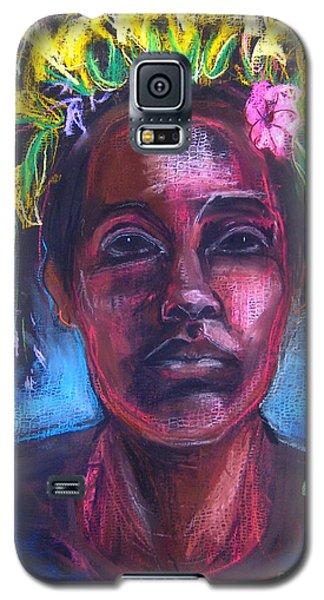 Land Of Plenty Galaxy S5 Case by Gabrielle Wilson-Sealy