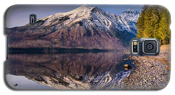 Land Of Shining Mountains Galaxy S5 Case