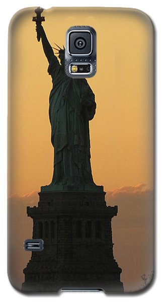 Land Of The Free And The Brave Galaxy S5 Case by Emmy Marie Vickers