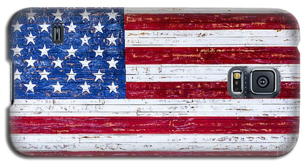 Land Of The Free,american Flag Canvas Print,photographic Print,art Print,framed Print,greeting Card, Galaxy S5 Case