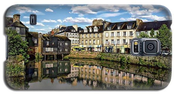 Landerneau Village View Galaxy S5 Case