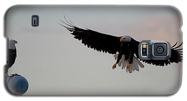 Landing Galaxy S5 Case