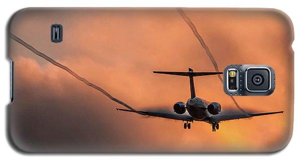 Landing In L.a. Galaxy S5 Case by April Reppucci