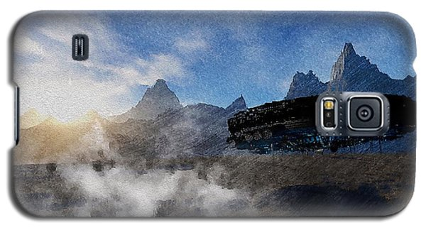 Landing Site Galaxy S5 Case