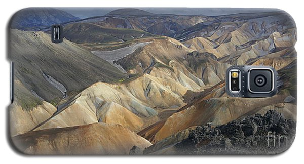 Landmannalaugar Rhyolite Mountains Iceland Galaxy S5 Case