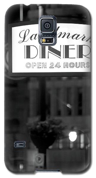 Landmark Diner Galaxy S5 Case