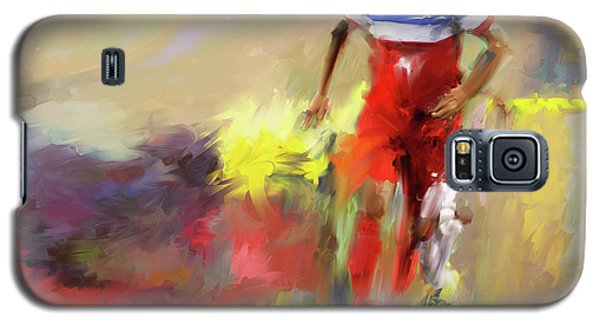 Landon Donovan 545 1 Galaxy S5 Case by Mawra Tahreem