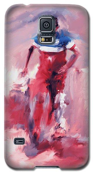 Landon Donovan 545 2 Galaxy S5 Case by Mawra Tahreem
