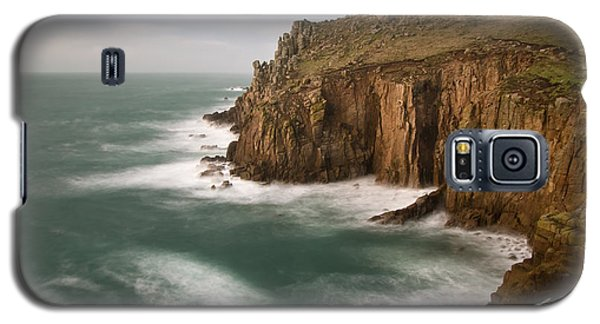 Lands End At Dusk Galaxy S5 Case