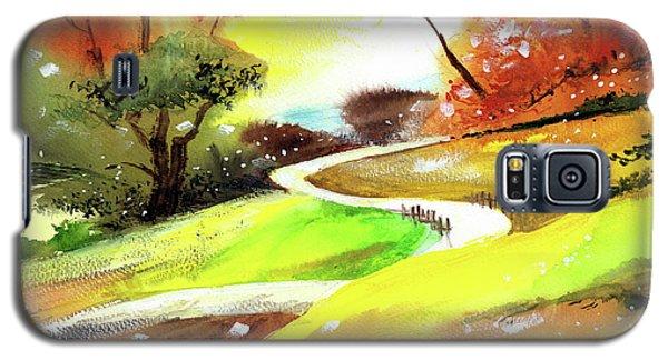 Landscape 6 Galaxy S5 Case