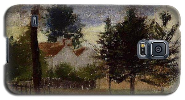Landscape At Louveciennes Galaxy S5 Case