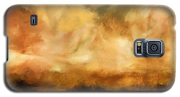Landscape At Sunset Galaxy S5 Case