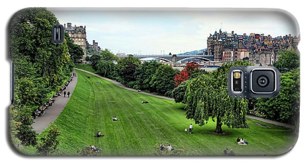 Landscape Edinburgh  Galaxy S5 Case
