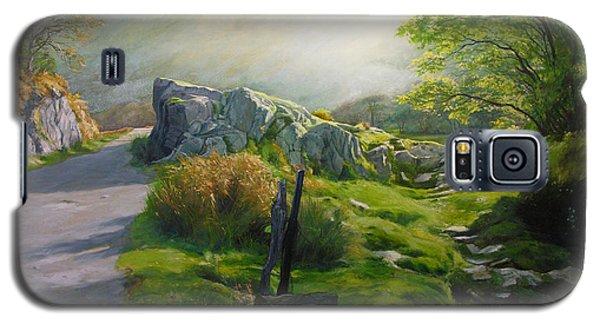Landscape In Wales Galaxy S5 Case