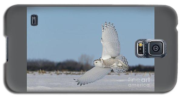 L'ange Qui Chasse Galaxy S5 Case