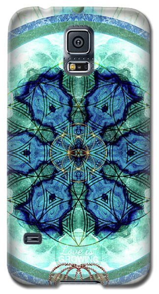 Language Of Love Galaxy S5 Case