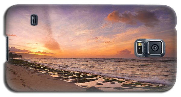 Laniakea Sunset Galaxy S5 Case