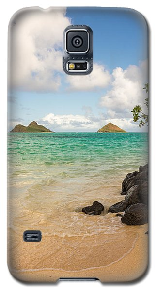 Lanikai Beach 1 - Oahu Hawaii Galaxy S5 Case
