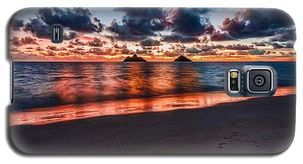 Lanikai Beach Galaxy S5 Case