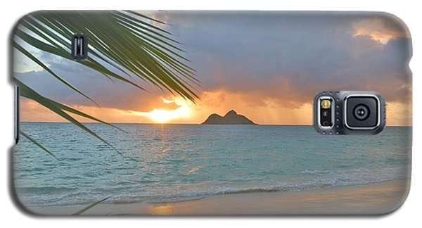 Lanikai Sunrise Galaxy S5 Case by Tomas del Amo - Printscapes