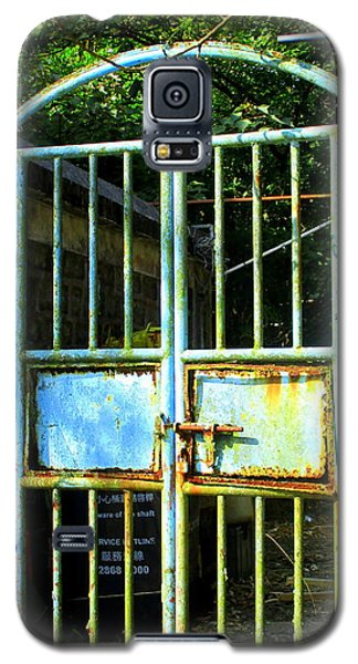 Galaxy S5 Case featuring the photograph Lantau Island 48 by Randall Weidner