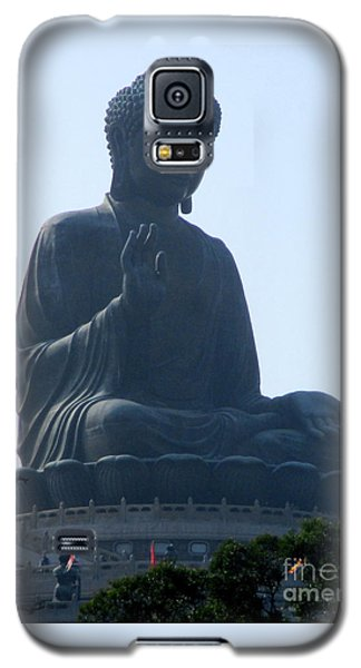 Galaxy S5 Case featuring the photograph Lantau Island 49 by Randall Weidner