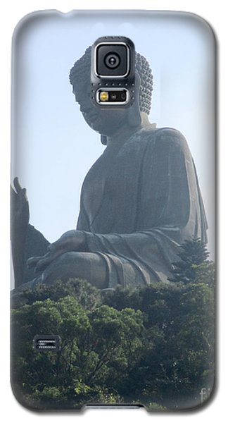 Galaxy S5 Case featuring the photograph Lantau Island 50 by Randall Weidner