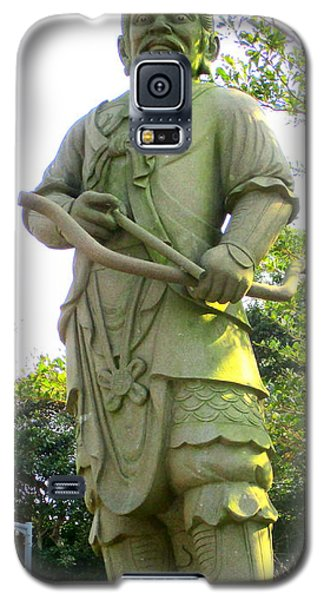 Galaxy S5 Case featuring the photograph Lantau Island 52 by Randall Weidner