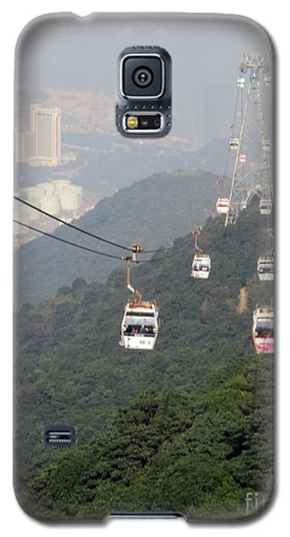 Galaxy S5 Case featuring the photograph Lantau Island 53 by Randall Weidner