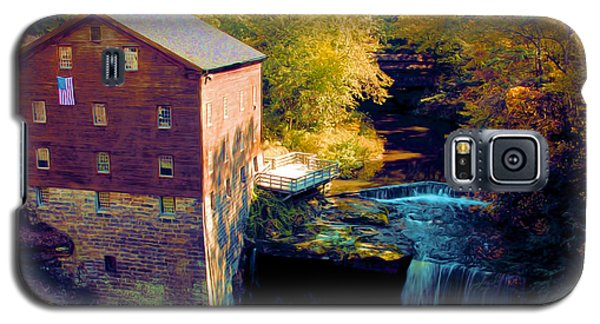 Lanterman's Mill Galaxy S5 Case