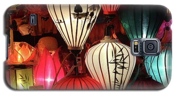 Lanterns Colors Hoi An Galaxy S5 Case