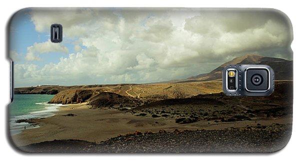 Canary Galaxy S5 Case - Lanzarote by Cambion Art
