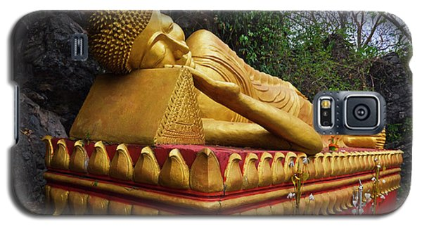 Galaxy S5 Case featuring the photograph Laos_d602 by Craig Lovell
