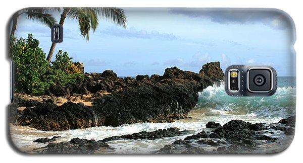 Lapiz Lazuli Stone Aloha Paako Aviaka Galaxy S5 Case