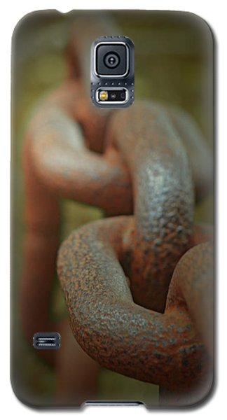 Large Chain Galaxy S5 Case