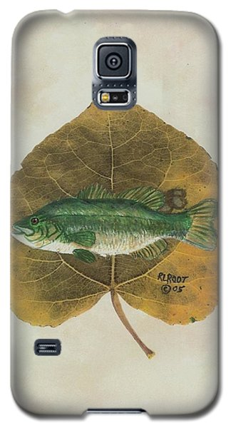 Large Mouth Bass Galaxy S5 Case