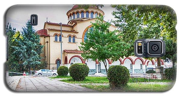 Larissa Old City Church Galaxy S5 Case by Jivko Nakev