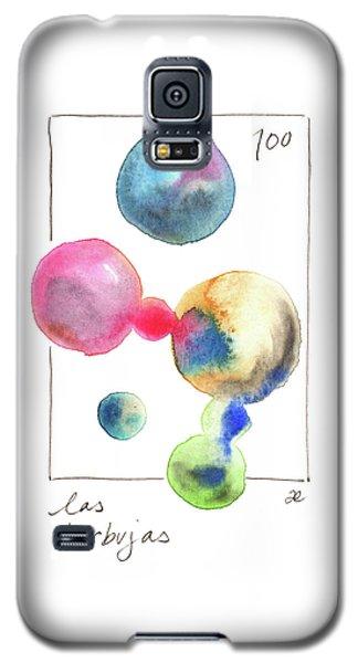 Las Burbujas Galaxy S5 Case