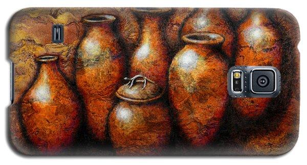 Las Copuchas Galaxy S5 Case by J- J- Espinoza