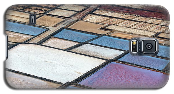 Galaxy S5 Case featuring the photograph Las Salinas by Delphimages Photo Creations