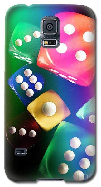 Las Vegas Art Galaxy S5 Case