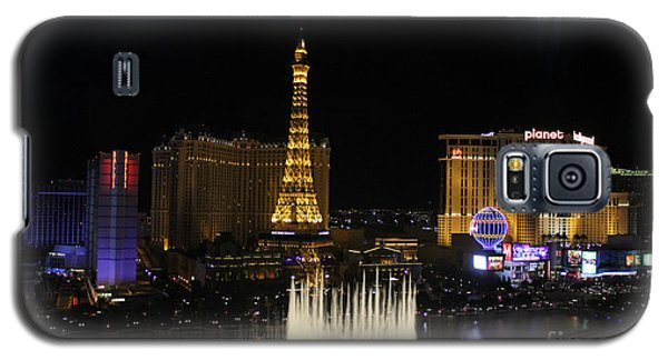 Las Vegas By Night Galaxy S5 Case