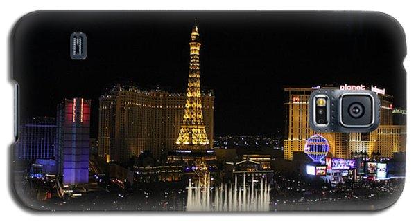 Las Vegas By Night Galaxy S5 Case