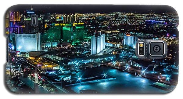 Las Vegas Looking North Galaxy S5 Case