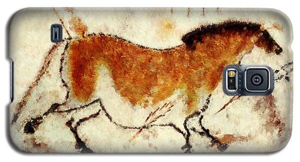 Lascaux Prehistoric Horse Galaxy S5 Case