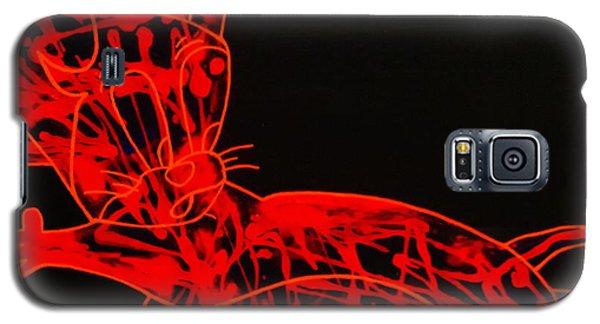 Laser Galaxy S5 Case