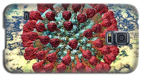 Lassa Virus Galaxy S5 Case