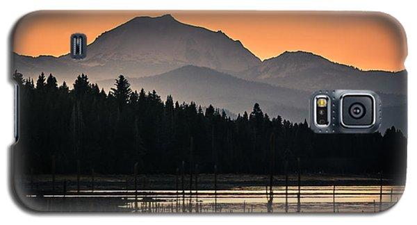 Lassen In Autumn Glory Galaxy S5 Case by Jan Davies